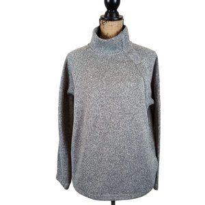 Eddie Bauer Men's Pullover Turtleneck Sweatshirt -